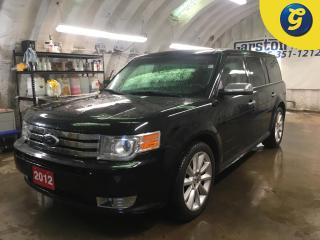 Used 2012 Ford Flex LIMITED*AWD*7 PASSENGER*POWER SUNROOF*LEATHER*MICROSOFT SYNC PHONE CONNECT*POWER REAR LIFT GATE*POWER 3rd ROW STOW*POWER ADJUSTABLE PEDALS*POWER HEATE for sale in Cambridge, ON