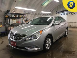 Used 2013 Hyundai Sonata GLS*POWER SUNROOF*PHONE CONNECT*POWER DRIVER SEAT*HEATED FRONT SEATS*KEYLESS ENTRY*POWER WINDOWS/LOCKS/MIRRORS* for sale in Cambridge, ON