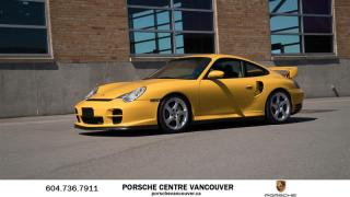 Used 2002 Porsche 911 Carrera GT2 for sale in Vancouver, BC