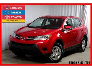 Used 2015 Toyota RAV4 Le / Commandes Au for sale in Drummondville, QC
