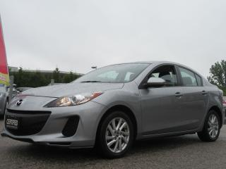 Used 2013 Mazda MAZDA3 GS AUTO / AC/ BLUETOOTH/ 56,000 KMS for sale in Newmarket, ON