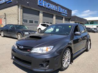 Used 2012 Subaru Imprezza WRX-STI WRX STI w/Tech Pkg for sale in Surrey, BC