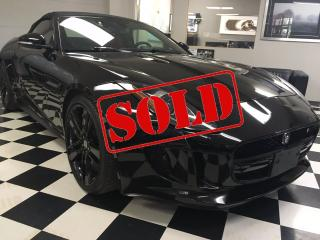 Used 2014 Jaguar F-Type V8 S (Ceramic Coated) for sale in Concord, ON
