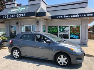 Used 2010 Toyota Matrix for sale in Mississauga, ON