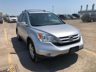 Used 2010 Honda CR-V EX  4WD for sale in North York, ON