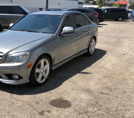 Used 2009 Mercedes-Benz C 300 3.0L for sale in North York, ON