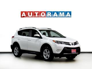 Used 2014 Toyota RAV4 XLE 4WD SUNROOF BACKUP CAMERA ALLOY WHEELS for sale in North York, ON