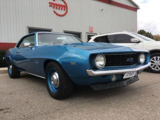 Used 1969 Chevrolet Camaro for sale in Tillsonburg, ON