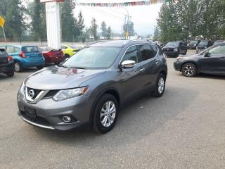 Used 2016 Nissan Rogue AWD for sale in Quesnal, BC