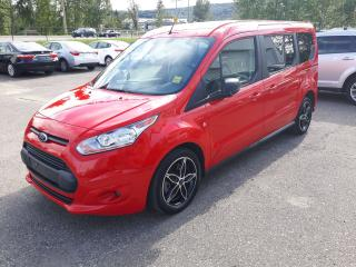 Used 2016 Ford Transit Connect XLT for sale in Quesnal, BC