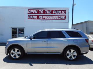 Used 2015 Dodge Durango Limited for sale in Etobicoke, ON