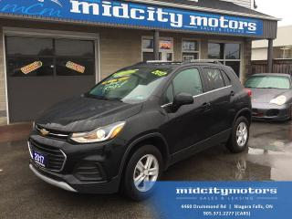 Used 2017 Chevrolet Trax LT AWD/ Backup cam/ Bluetooth for sale in Niagara Falls, ON