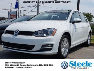 Used 2015 Volkswagen Golf Comfortline - Low mileage, One owner, Off lease, Certified for sale in Dartmouth, NS