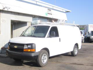 Used 2012 Chevrolet Express 2500 loaded roof rag shalve for sale in North York, ON