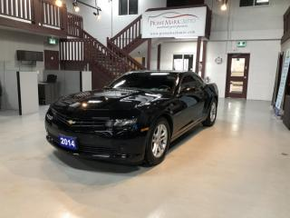 Used 2014 Chevrolet Camaro LS for sale in Concord, ON