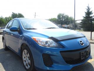 Used 2012 Mazda MAZDA3 Sport GX for sale in Scarborough, ON
