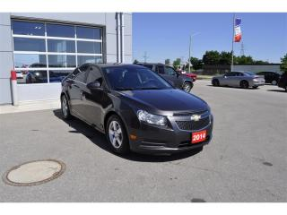 Used 2014 Chevrolet Cruze 2LT |  Leather Interior | Sunroof for sale in Stratford, ON