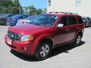 Used 2009 Ford Escape XLT 4WD V6 for sale in Brockville, ON