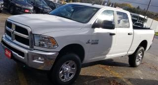 New 2018 RAM 2500 Heavy Duty CREW CAB 2500 SLT - 4X4 - 149/6 FT. 4 IN. BOX for sale in Owen Sound, ON