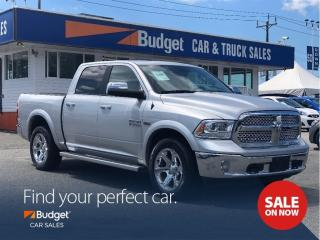 Used 2017 RAM 1500 Laramie Package, Low Mileage, Navigation for sale in Vancouver, BC