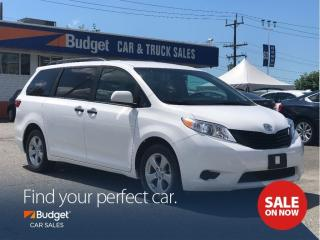 Used 2017 Toyota Sienna V6, Bluetooth, Fully Serviced for sale in Vancouver, BC