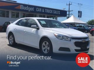Used 2016 Chevrolet Malibu LT Edition, Bluetooth, Well Cared For for sale in Vancouver, BC