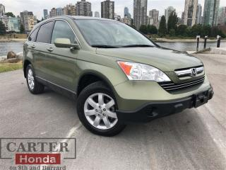 Used 2007 Honda CR-V EX-L + Summer Clearance! On Now! for sale in Vancouver, BC