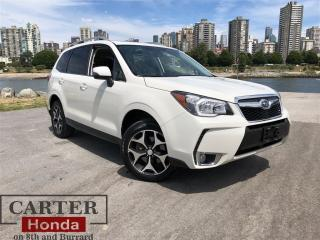 Used 2016 Subaru Forester 2.0XT Limited Pkg + Summer Clearance! On Now! for sale in Vancouver, BC
