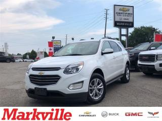 Used 2016 Chevrolet Equinox LT-NAVI-ROOF-GM CERTIFIED PRE-OWNED-1 OWNER for sale in Markham, ON