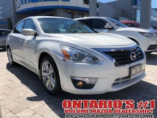Used 2014 Nissan Altima 2.5 for sale in North York, ON