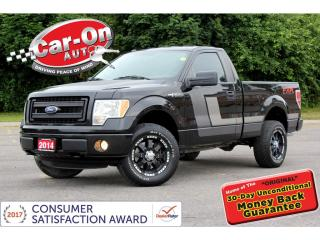 Used 2014 Ford F-150 5.0L STX FXR OFFROAD 4X4 BLUETOOTH ALLOYS for sale in Ottawa, ON