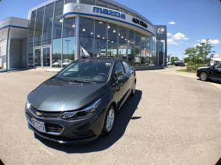 Used 2017 Chevrolet Cruze LT Auto, NO ACCIDENTS, REAR CAM, SUNROOF for sale in Mississauga, ON