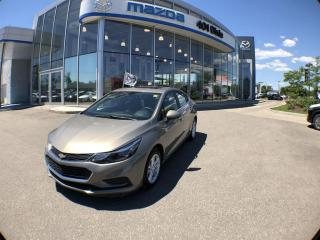 Used 2017 Chevrolet Cruze LT Auto, NO ACCIDENTS, REAR-VIEW CAMERA for sale in Mississauga, ON
