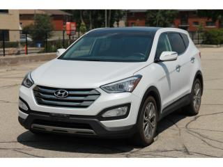 Used 2013 Hyundai Santa Fe Sport 2.0T Limited NAVI  | Cooled Seats | Sunroof | CERT for sale in Waterloo, ON