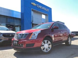 Used 2016 Cadillac SRX Luxury for sale in Barrie, ON