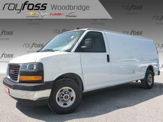 Used 2018 GMC Savana 3500 Work Van for sale in Woodbridge, ON