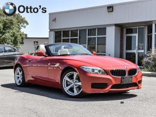 Used 2015 BMW Z4 28i Roadster for sale in Ottawa, ON