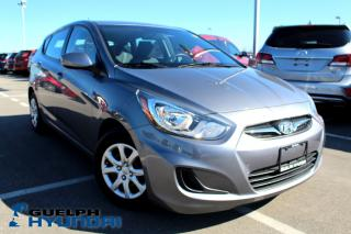 Used 2014 Hyundai Accent L for sale in Guelph, ON