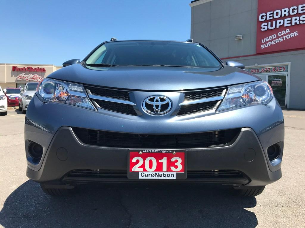 Used 2013 Toyota RAV4 LE | LOW KM!! | BACK UP CAM | BLUETOOTH | PWR ...