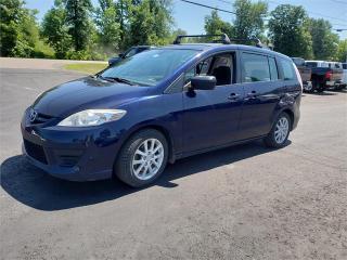 Used 2010 Mazda MAZDA5 5spd safetied 169k GS for sale in Madoc, ON