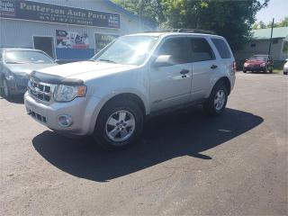 Used 2008 Ford Escape fwd Leather 132k safetied XLT for sale in Madoc, ON
