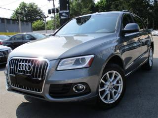 Used 2013 Audi Q5 2.0T QUATTRO~98KMS~LEATHER~EXTRA TIRES for sale in Burlington, ON
