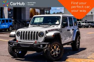 New 2018 Jeep Wrangler Unlimited New Car Rubicon 4x4|Safetytec, DualTop, Nav&Sound Group for sale in Thornhill, ON