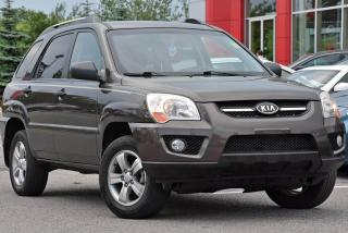 Used 2009 Kia Sportage LX for sale in Ajax, ON