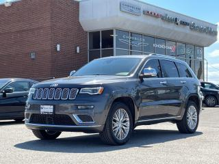 Used 2018 Jeep Grand Cherokee Summit NAVI/FULL SUNROOF for sale in Concord, ON