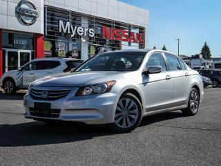 Used 2012 Honda Accord LEATHER BLUETOOTH for sale in Orleans, ON