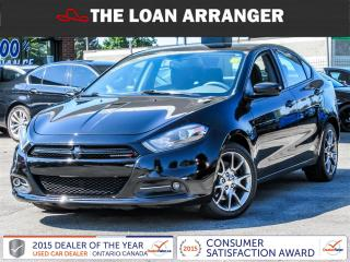 Used 2013 Dodge Dart RALLY for sale in Barrie, ON