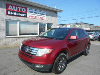 Used 2008 Ford Edge SEL AWD for sale in Saint-hubert, QC