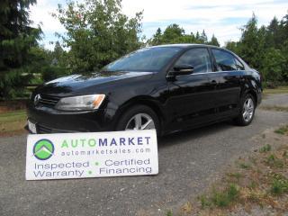 Used 2012 Volkswagen Jetta COMFORT, AUTO, INSP, FREE WARRANTY, FINANCE! for sale in Surrey, BC