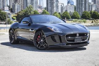 Used 2015 Jaguar F-Type Convertible S for sale in Vancouver, BC